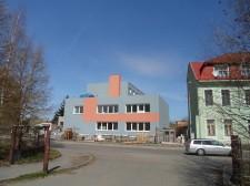 rekonstrukce administrativní budovy Klatovy