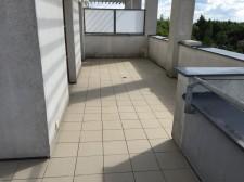 rekonstrukce terasy bytového domu Plzeň