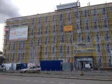 zateplení administrativní budovy Plzeň