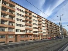 Rekonstrukce fasády Praha