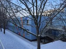 zateplení objektu základní školy Hořovice
