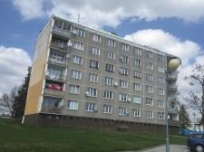 rekonstrukce střešního pláště bytového domu