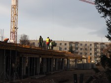 novostavba bytového domu Plzeň