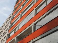 Rekonstrukce balkonů bytového domu Praha