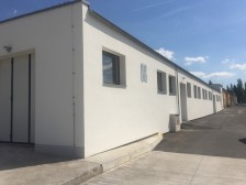Zateplení skladové haly Plzeň, Republikánská 45 č.2