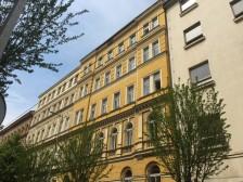 Rekonstrukce historické fasády Záhřebská 5, Praha č.1