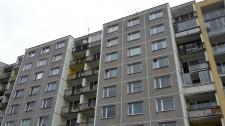 Zateplení fasády a střešního pláště Plzeň, Rabštejnská 55,57 č.1