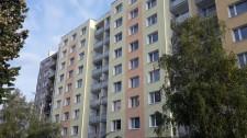 Zateplení fasády a střešního pláště Plzeň, Rabštejnská 55,57 č.4