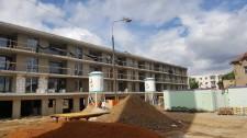 Výstavba bytových domů Světovar