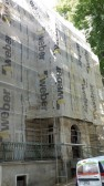 Kompletní rekonstrukce historické fasády