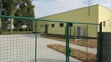 Výstavba nové mateřské školy Kamenný Újezd  č.2
