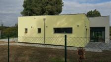 Výstavba nové mateřské školy Kamenný Újezd  č.4