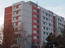Kompletní zateplení fasády bytového domu Filipova 2014 - 2016, Praha č.4