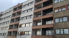 Rekonstrukce fasády bytového domu Praha 7 - Bubeneč, ul. M. Horákové č.1