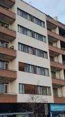 Rekonstrukce fasády bytového domu Praha 7 - Bubeneč, ul. M. Horákové č.3