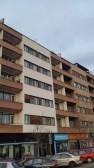 Rekonstrukce fasády bytového domu Praha 7 - Bubeneč, ul. M. Horákové č.6