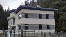 Kompletní výstavba objektu hrázného přehrada Lučina, Svobodka 64 č.2