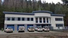 Kompletní výstavba objektu hrázného přehrada Lučina, Svobodka 64 č.3