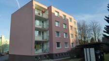 Zateplení panelového domu Třemošná, Šeříková 925 č.4