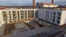 Výstavba bytového domu v Plzni ,,BYTY SVĚTOVAR
