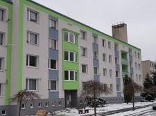 Kompletní revitalizace bytového domu Sušice, Tylova 1121 - 1124 č.8