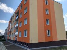 Kompletní revitalizace panelového domu Stříbro, ul. Gagarinova 1189-1190 č.2