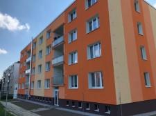 Kompletní revitalizace panelového domu Stříbro, ul. Gagarinova 1189-1190 č.4