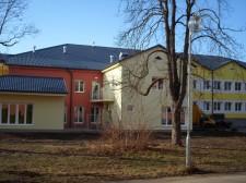 Výstavba nového pavilonu č. 30, Psychiatrická léčebna Dobřany č.2