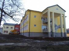 Výstavba nového pavilonu č. 30, Psychiatrická léčebna Dobřany č.4