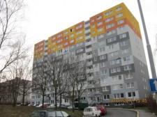 Kompletní zateplení panelového domu v Praze 4 č.1
