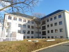 Rekonstrukce Ústřední vojenské nemocnice v Praze č.2