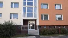 Revitalizace panelového domu v Plzni Lochotíně, Manětínská ul. č.3
