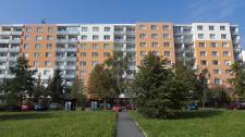 Revitalizace panelového domu v Plzni Lochotíně, Manětínská ul. č.4