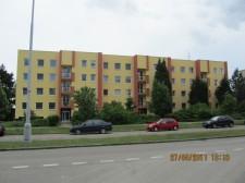 Zateplení bytového domu v Plzni Lochotíně, alej Svobody č.3