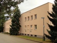 Energetické úspory, zateplení - Olomouc, Univerzita Palackého č.1