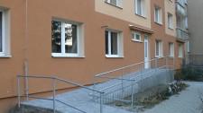 Zateplení panelového domu Rokycany, Soukenická 884 č.1