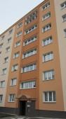 Zateplení panelového domu v Plzni Doubravce, ul. Na Dlouhých č.2