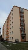 Zateplení panelového domu v Plzni Doubravce, ul. Na Dlouhých č.3