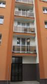 Zateplení panelového domu v Plzni Doubravce, ul. Na Dlouhých č.4
