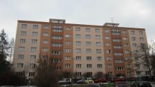 Zateplení panelového domu v Plzni Doubravce, ul. Na Dlouhých č.1