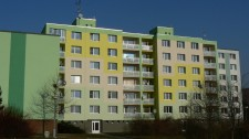 Zateplení panelového domu v Plzni Vinicích, Strážnická ul. č.3