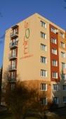 Zateplení panelového domu v Plzni Doubravce, ul. Ke Kukačce č.1
