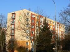 Zateplení panelového domu v Plzni Doubravce, ul. Ke Kukačce č.2