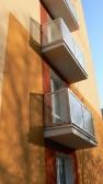Zateplení panelového domu v Plzni Doubravce, ul. Ke Kukačce č.3