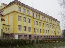 Rekonstrukce - Prachatice, Základní škola Vodňanská č.2