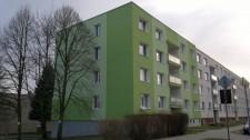 Zateplení panelového domu v Kaznějově č.2