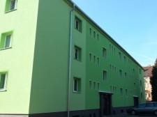 Zateplení bytového domu v Plzni, Sukova ul. č.3