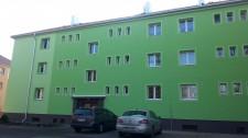 Zateplení bytového domu v Plzni, Sukova ul. č.4