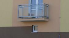Zateplení bytového domu v Plzni Doubravce, Sousedská ul. č.2