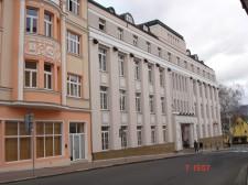 Rekonstrukce historické fasády budovy ČEZ Děčín č.3